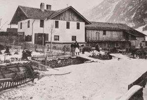 altes Haus Muehlstaetter